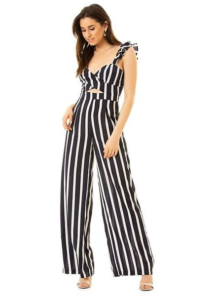dee elly Walk This Way Jumpsuit