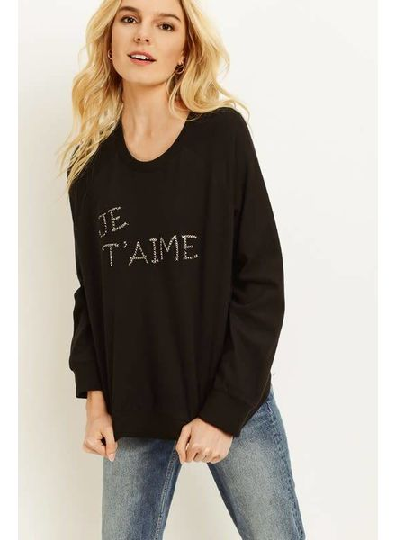 Gilli Je T'aime Sweater