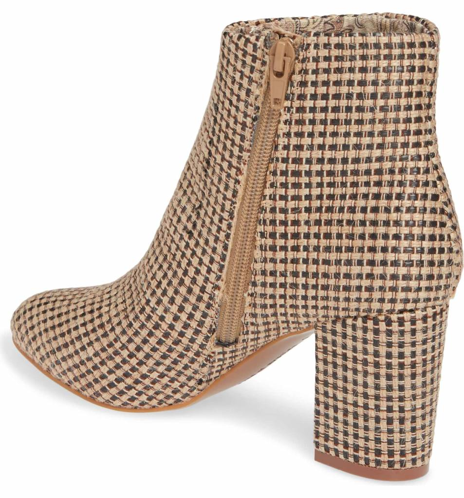 Band of Gypsies Andrea Tweed Bootie