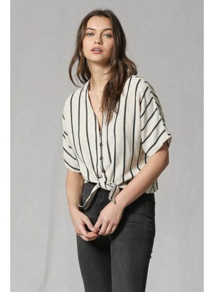 By Together Bobbi Linen Top