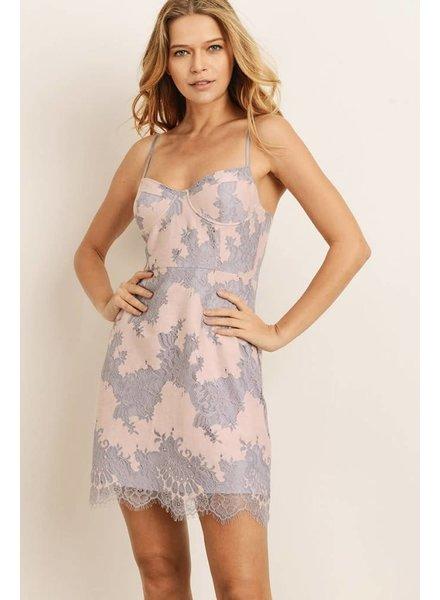 Storia Brigitte Lace Dress