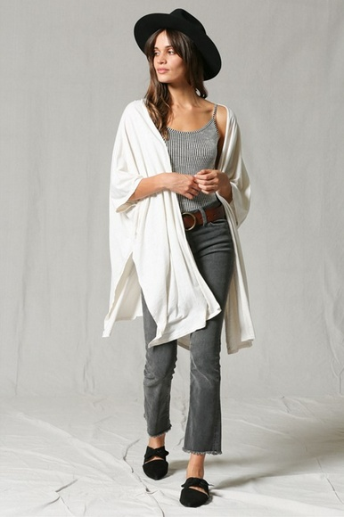 By Together Eva Cotton Cardigan