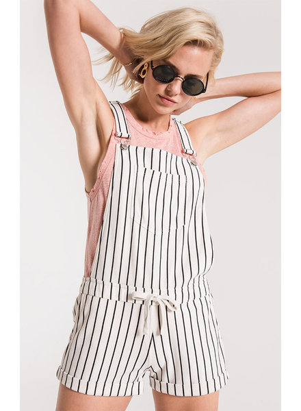 Z Supply Pin Stripe Overalls