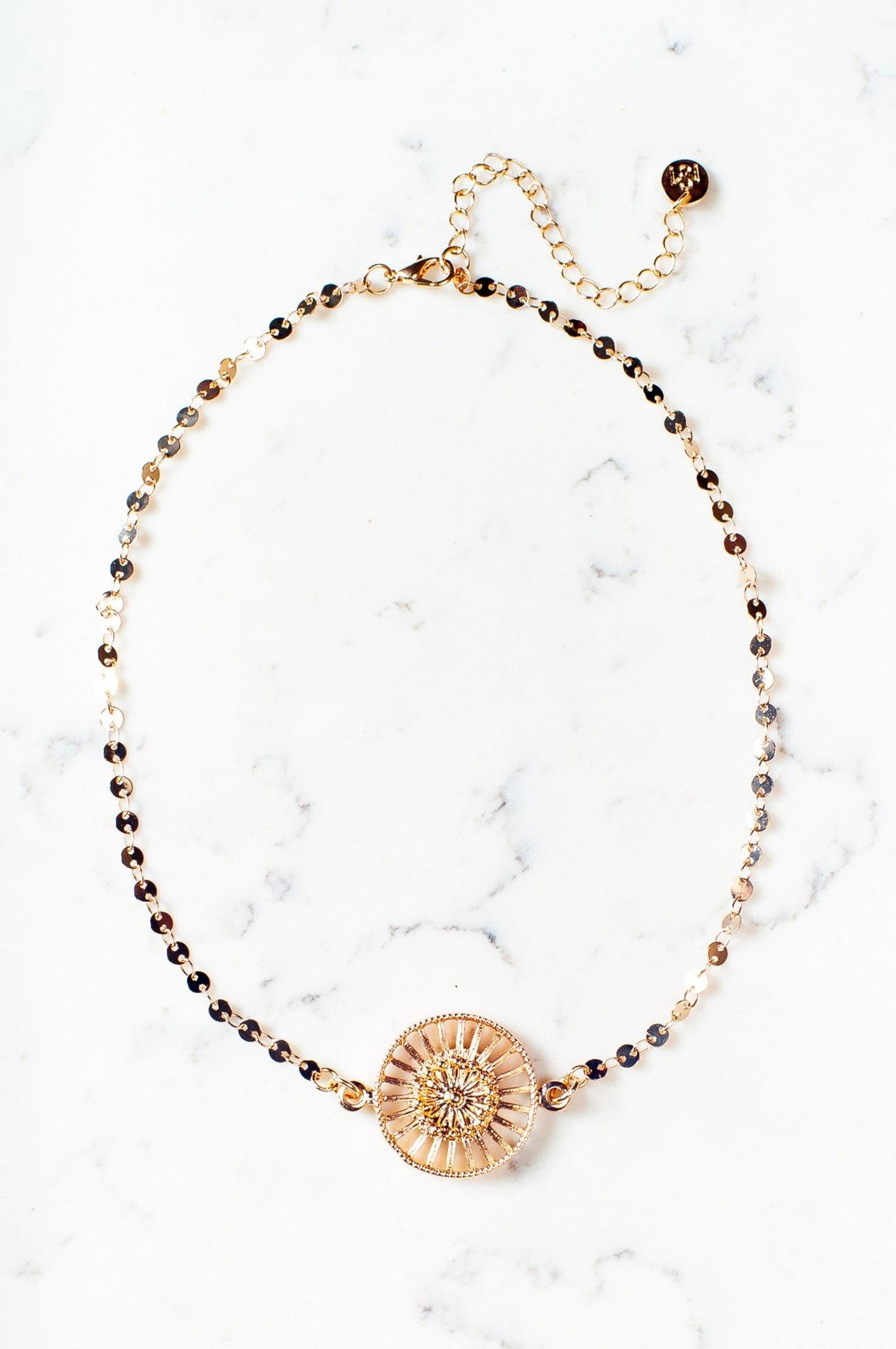 Shira Melody Hope Necklace