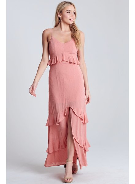 Blue Blush Showstopper Maxi