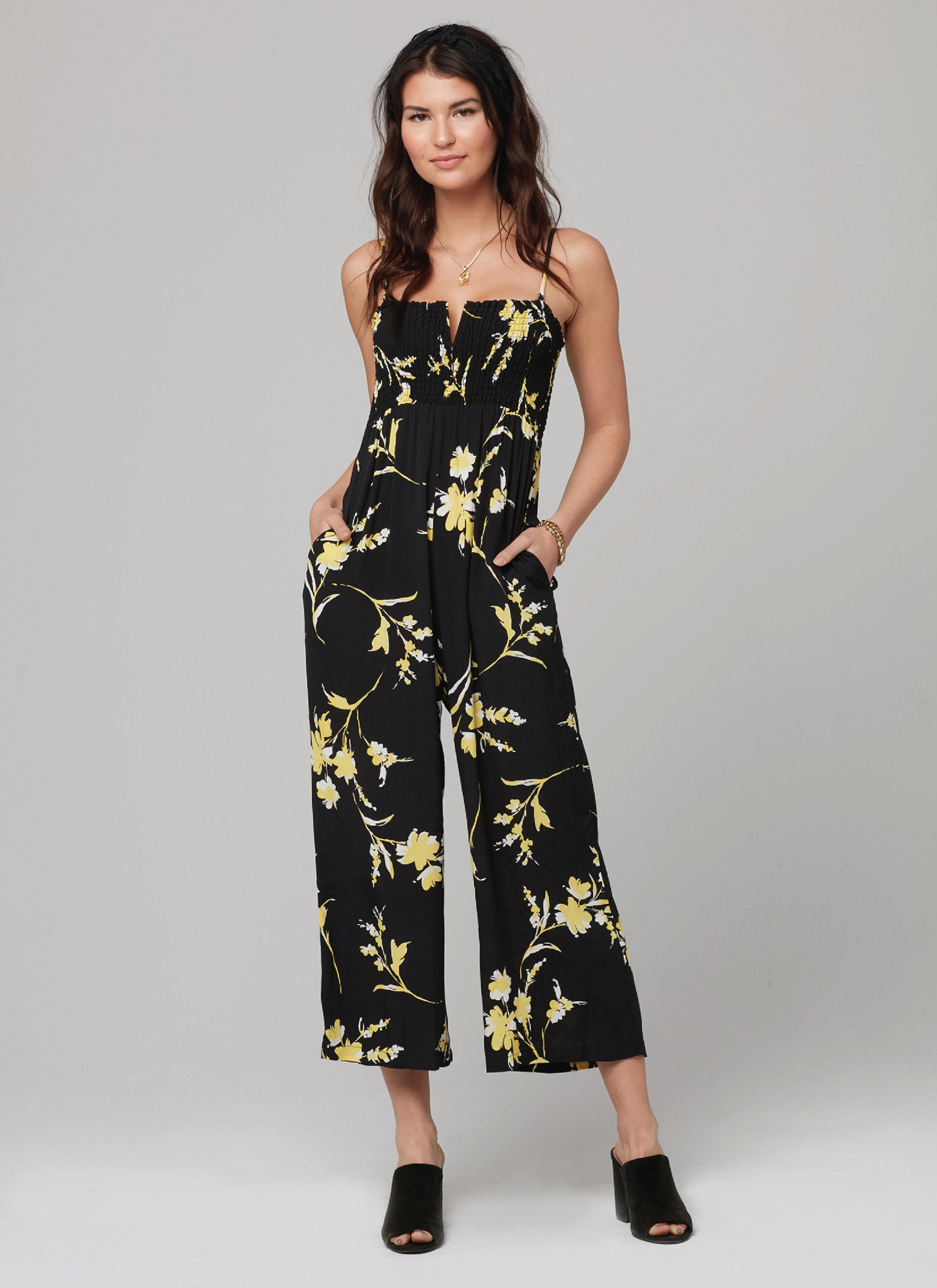 Knot Sisters Thyme Jumpsuit
