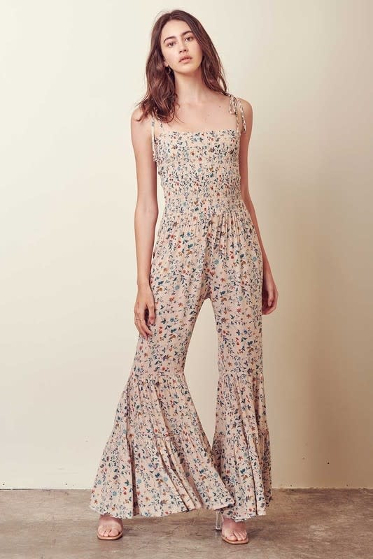 Storia Bells & Blossoms Jumpsuit