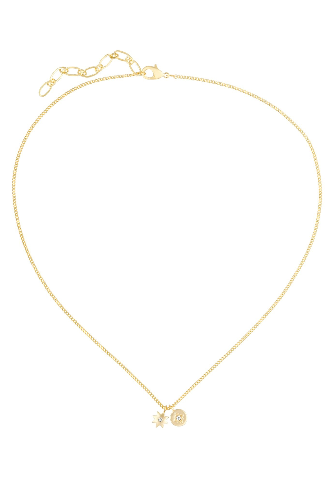 Five And  Two Sawyer Necklace