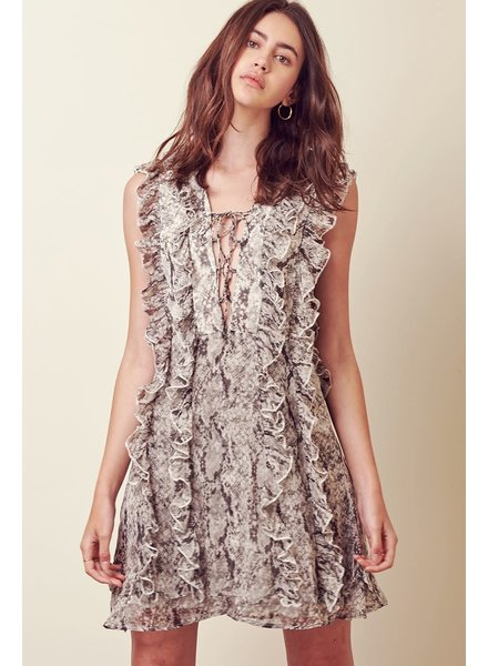 Storia Riley Ruffle Dress