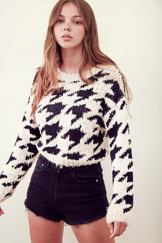 Storia Checkmate Sweater