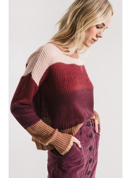 Rag Poets Warren Sweater