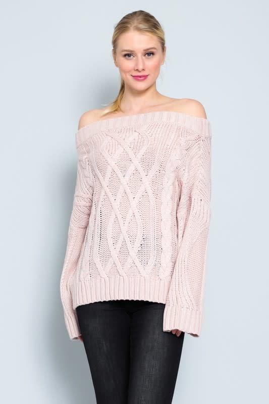 AAKA Casual Cutie Sweater
