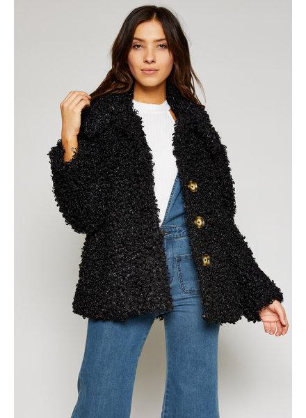 Sadie & Sage The Factory Fur Coat