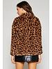 Sadie & Sage Lady Leopard Fur Coat