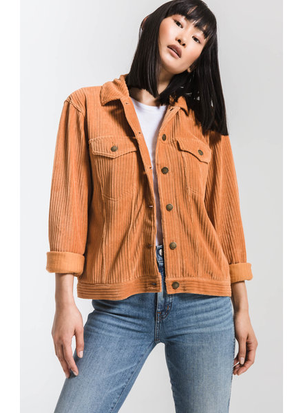 Z Supply Wide Wale Corduroy Jacket