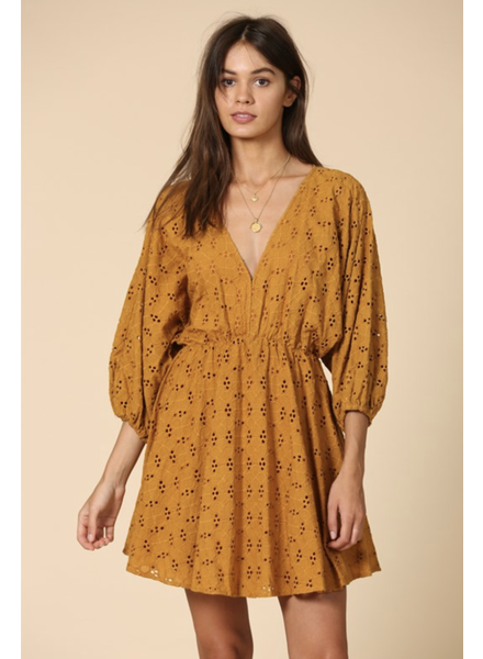 By Together Golden Daze Dress