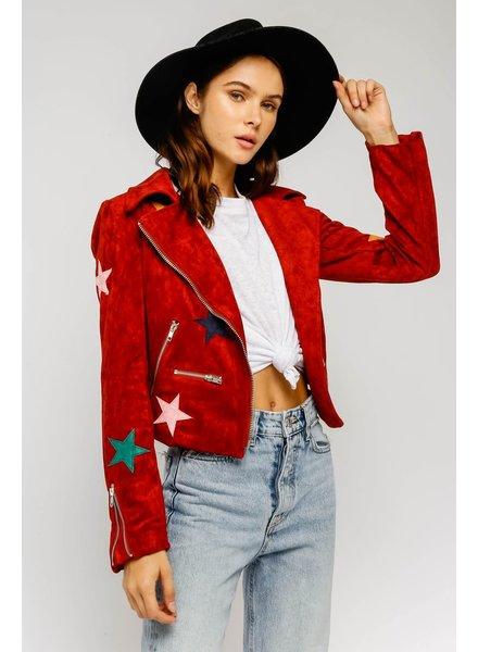 Olivaceous Stargazer Jacket