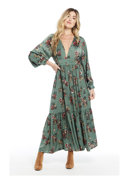 Saltwater Luxe Callan Maxi Dress
