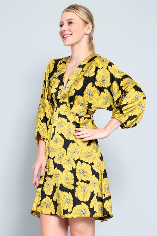 AAKA Kimmy Midi Dress