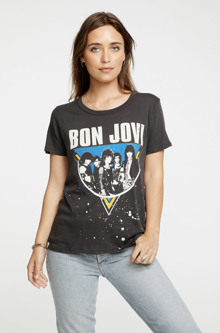 Chaser Bon Jovi Tee