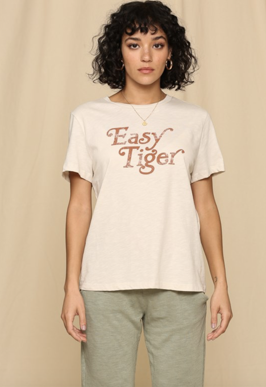 By Together Easy Tiger Tee