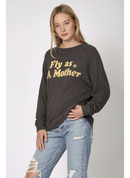 By Together Fly As A Mother Pullover