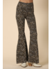 By Together Leopard Flares