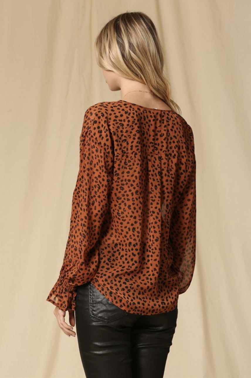 By Together Wildest One Top
