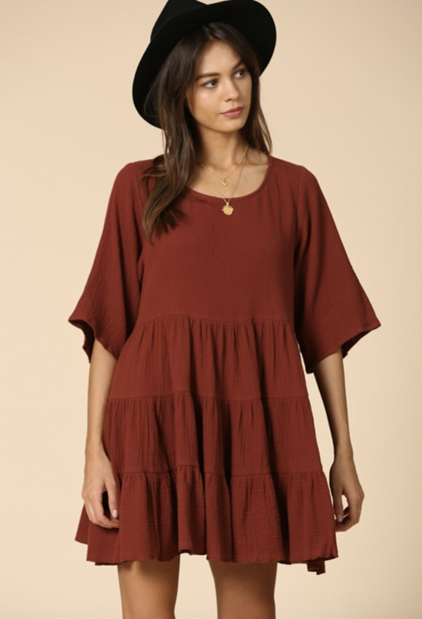 By Together All Around Town Dress