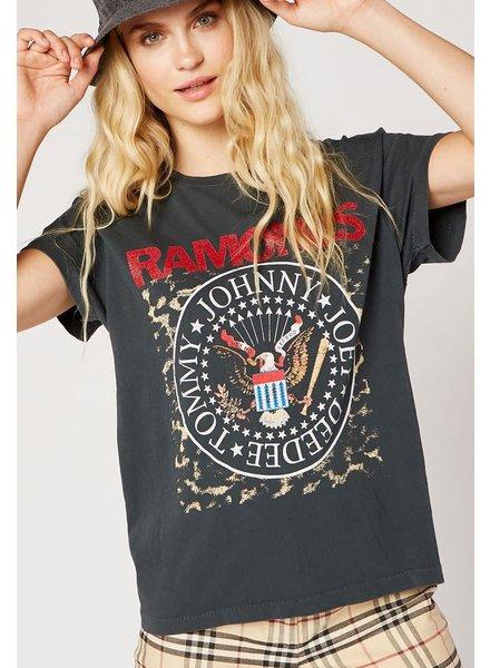 Daydreamer Ramones Crest Tee