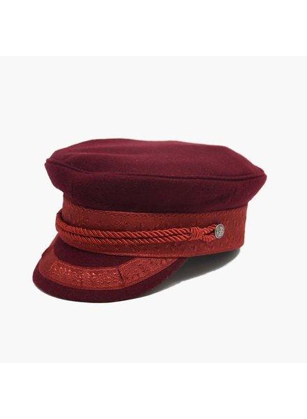 Wyeth Cora Captain's Hat