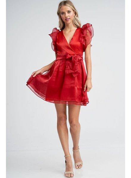 Clothing Company Holly Wrap Dress