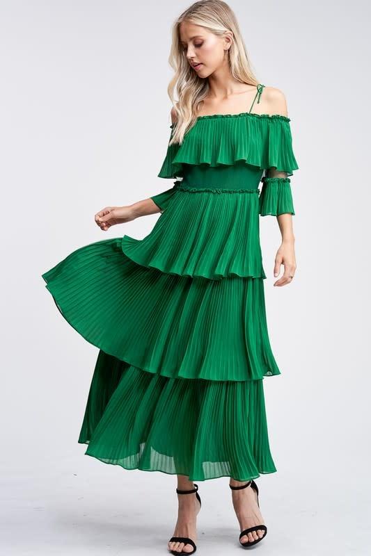 Clothing Company Runway Maxi Dress
