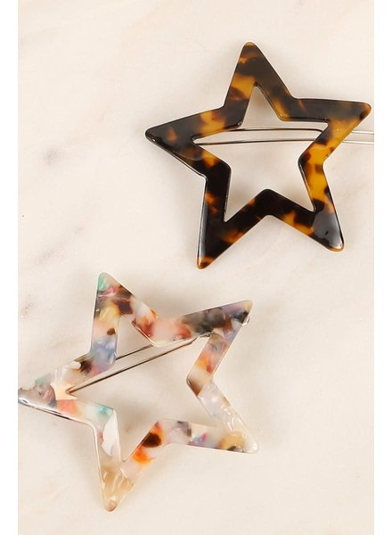Avenue Zoe Star Barrette