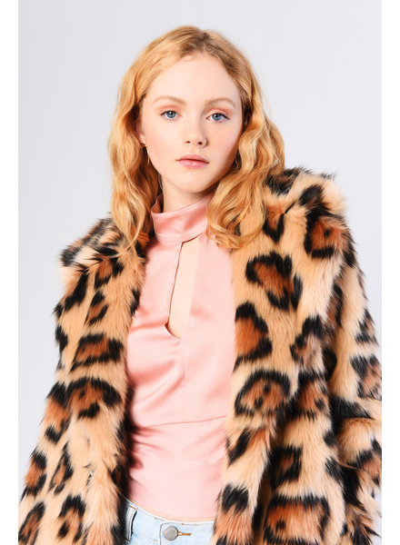 Glamorous Wild Thing Coat