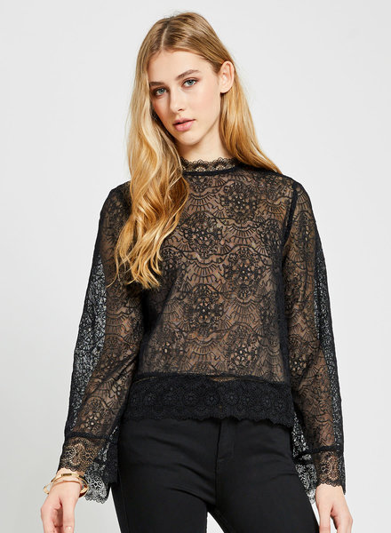 Gentle Fawn Frost Blouse