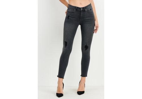 Just Black Jeans McGuire Skinnies