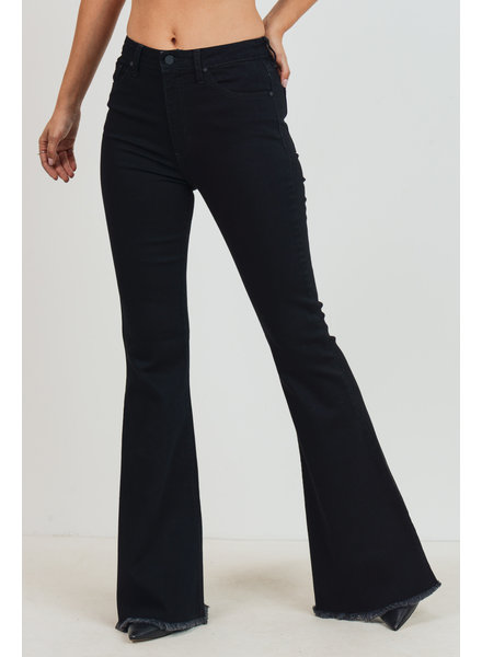 Just Black Jeans Classic Bell Bottoms