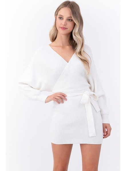 Fashion District LA Nikki Sweater Dress