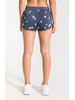 Z Supply Distressed Star Short