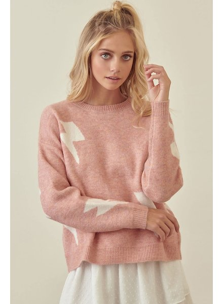 Storia Static Electricity Sweater