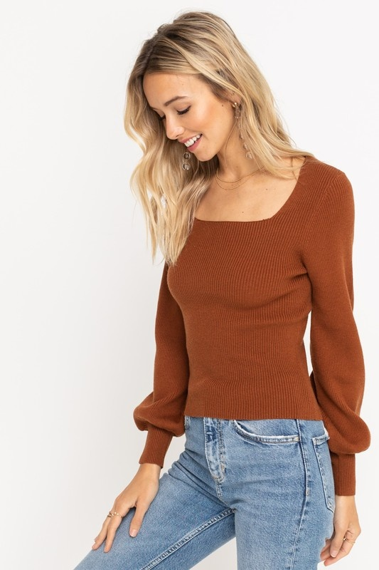 Wyleigh Sweater