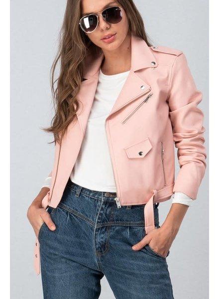 Trend: Notes Sweetheart Moto Jacket