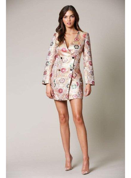 Blithe Kennedy Blazer Dress