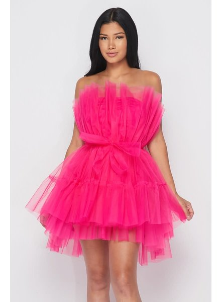 Hot & Delicious All Eyes On You Dress