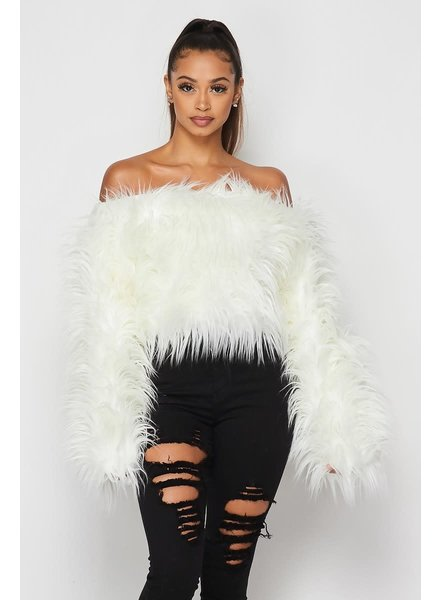 Hot & Delicious So Successful Fur Top