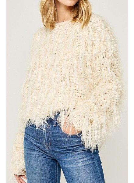AGP Apparel Shag Me Sweater