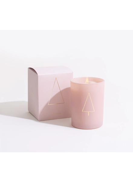 Brooklyn Candle Company Pink Disco Candles
