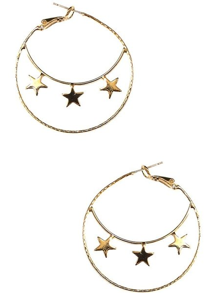 Girly Out Of This World Hoops
