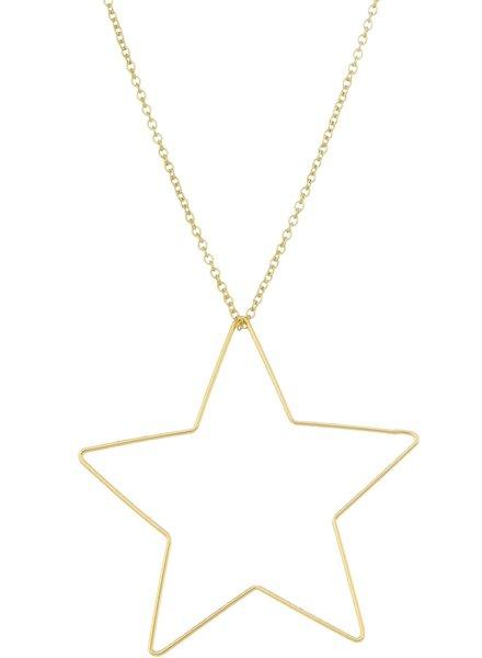 Girly Starry Eyed Necklace